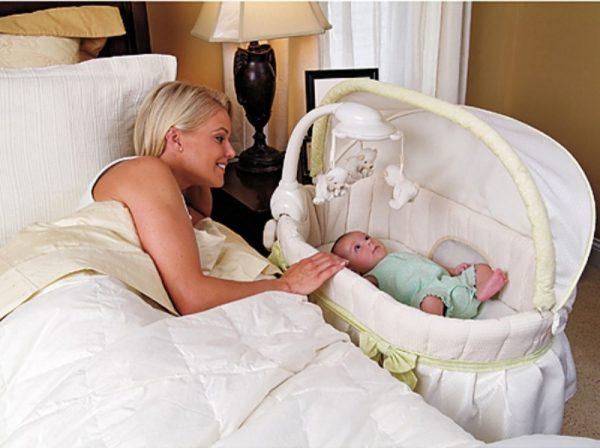 Сон рядом с мамой