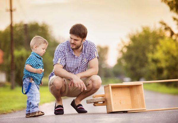 Проблема у ребенка - совместное решение