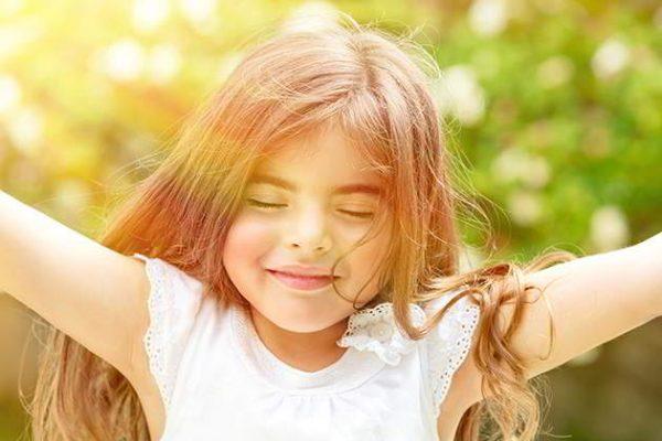 Чувство счастья у ребенка