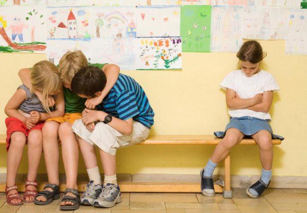 Почему с ребенком не дружат