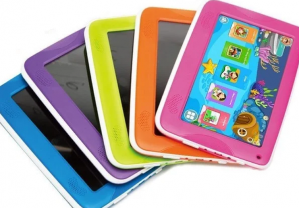 Детские планшеты NPOLE Kids Pad-100