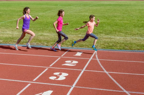 Готовность заняться спортом