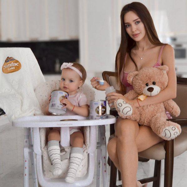Анастасия Костенко и Дмитрий Тарасов стали родителями во второй раз