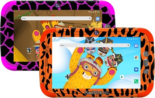 TurboPad MonsterPad