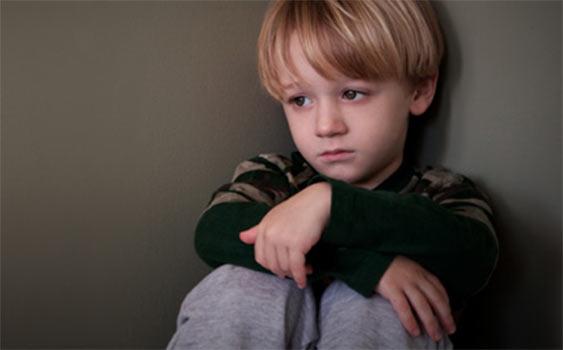 Причины детской депрессии