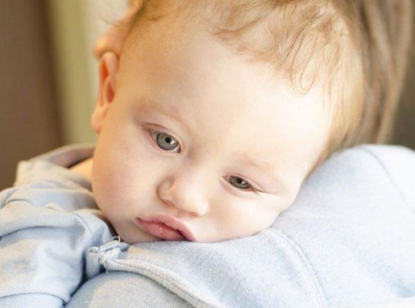 Признаки анемии у детей