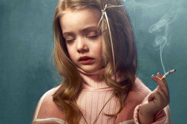 Детское курение - что делать