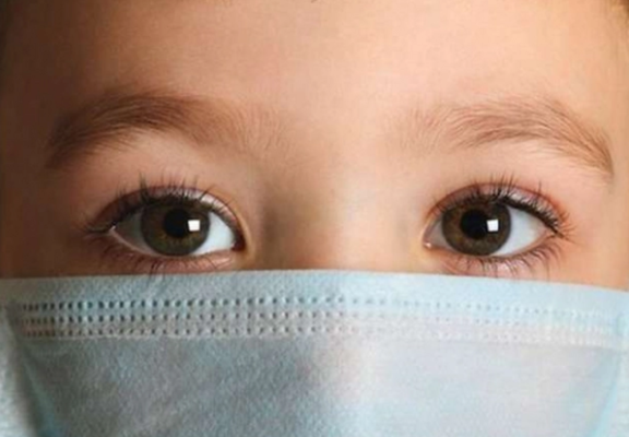 Как уберечь ребенка от коронавируса