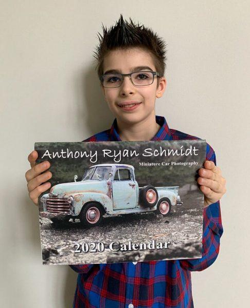 Календарь Энтони Шмидта