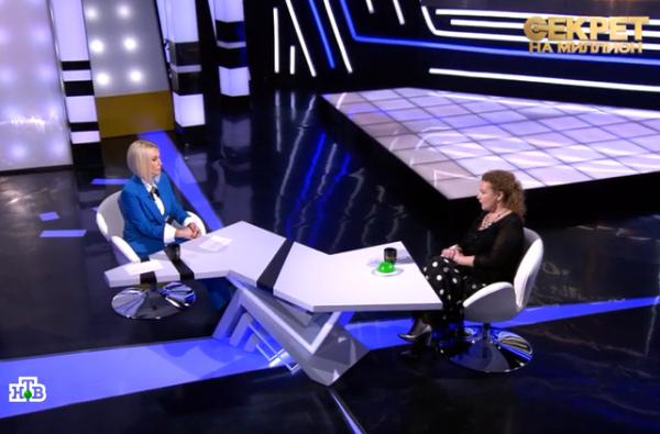 Татьяна Абрамова у Леры Кудрявцевой