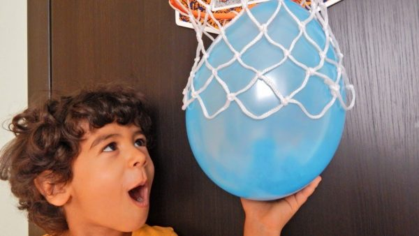 Игры с воздушным шаром