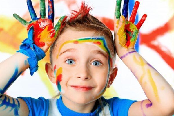 Дети альфа и творчество