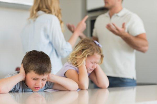 Дети все слышат