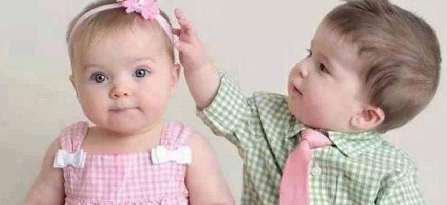 Дети в 1 год