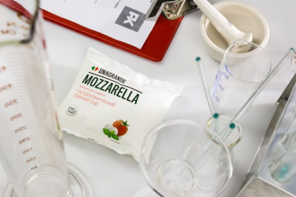 Сыр Моцарелла, производитель Unagrande
