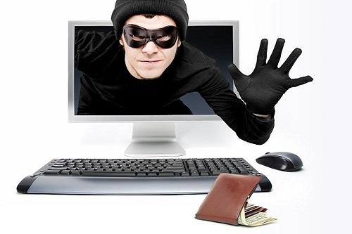 Интернет воровство