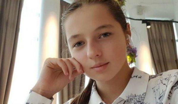 Дочь Волочковой Ариадна