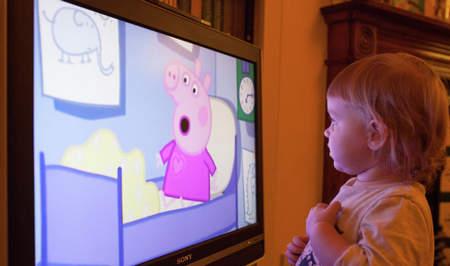 Маленькие дети и ТВ