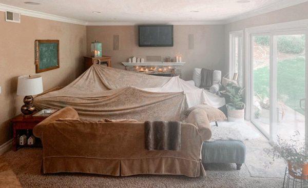 """20 свежих фото из цикла """"Как работать дома во время карантина"""""""