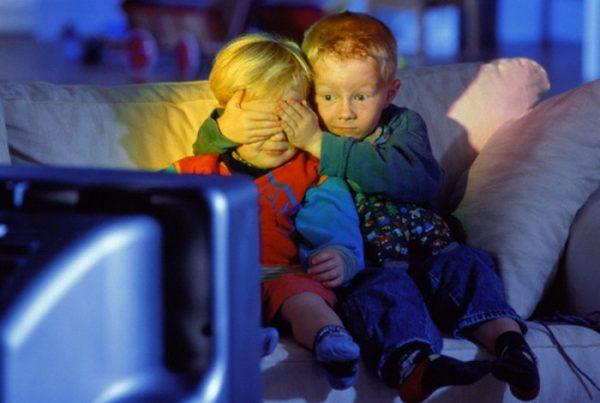 Негативное влияние ТВ