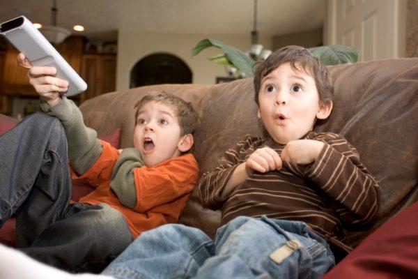 Что смотрят дети по ТВ