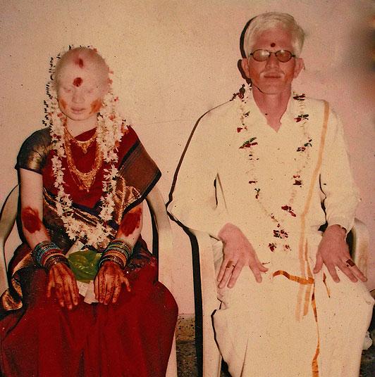 Свадебное фото Пуллан