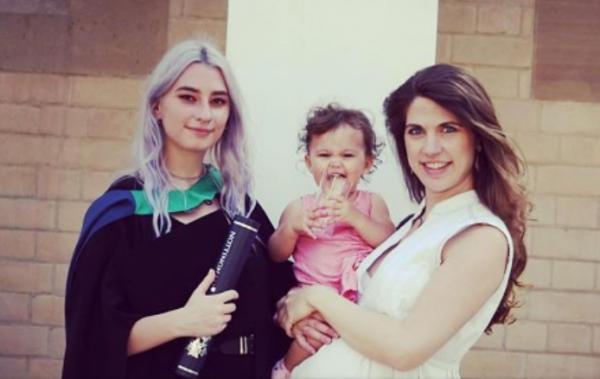 Мария, Александра и Ария