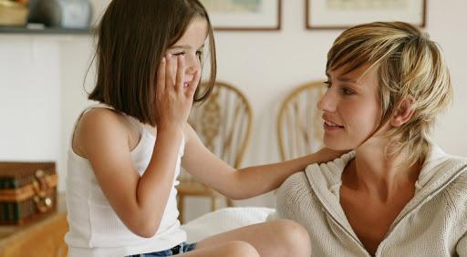 Слушать ребенка