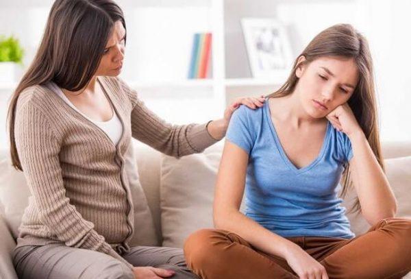 Беседа с подростком