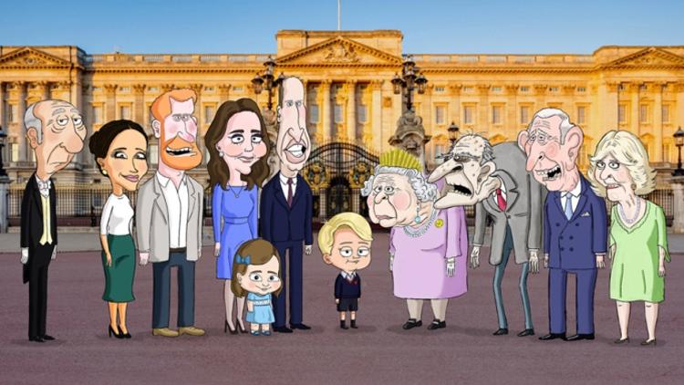 Публике представили первый трейлер мульсериала о жизни принца Джорджа и всей королевской семьи