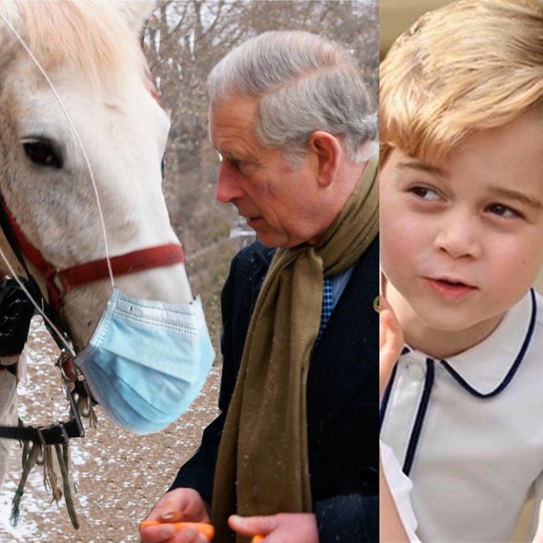 Джордж принц