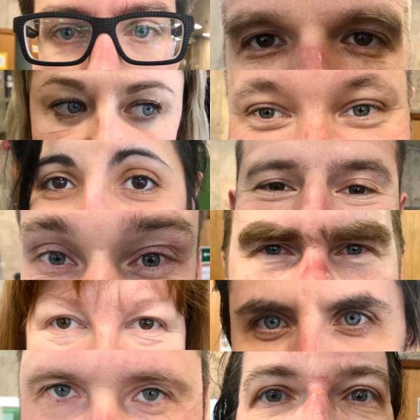 Глаза врачей из больницы Филатова