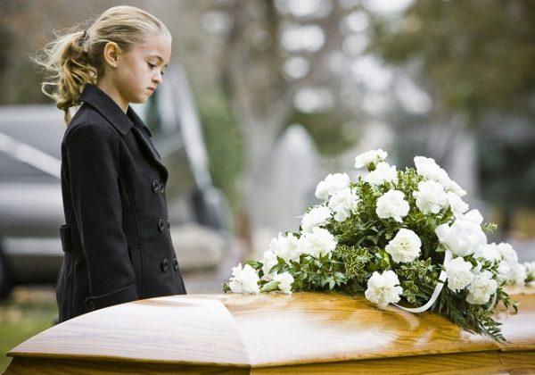 Ребенок и смерть