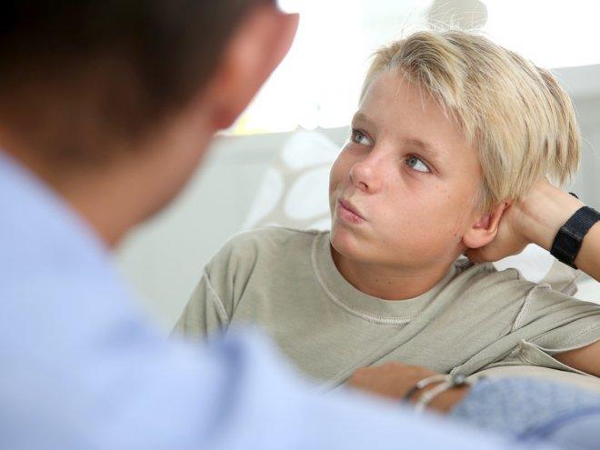 беседа с мальчиком