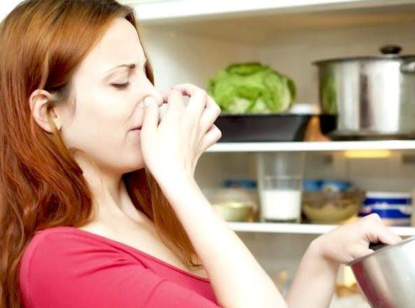 Реакция на запахи у беременных