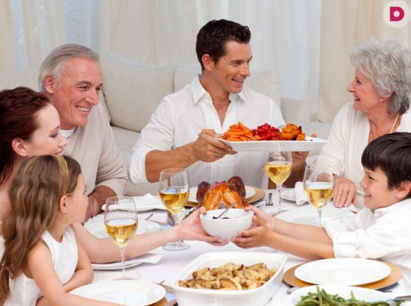 Семейные традиции10