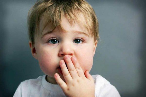 Мат из уст ребенка