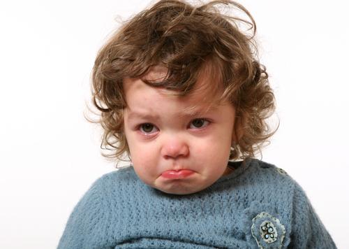 Ребенок постоянно плачет