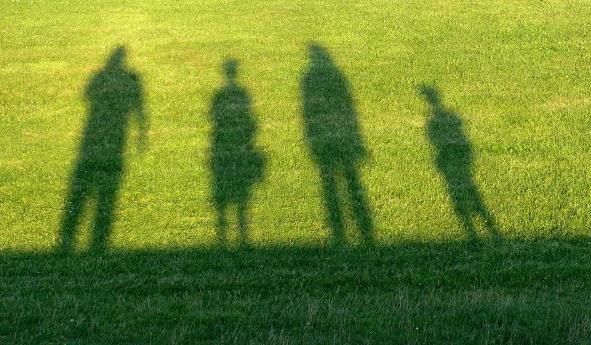 Отуждение с детьми