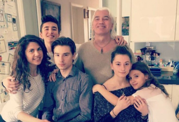 Семья Хворостовских