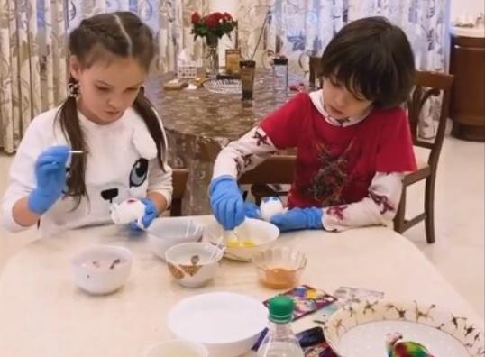 Дети Кирковрова