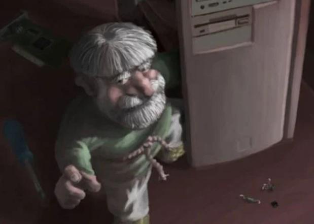 Лагернику оставляли конфеты