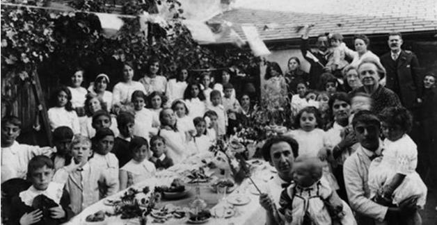 Семья Гринхилл, 39 детей