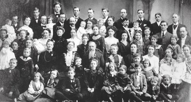 Семья Васильевых, 69 детей