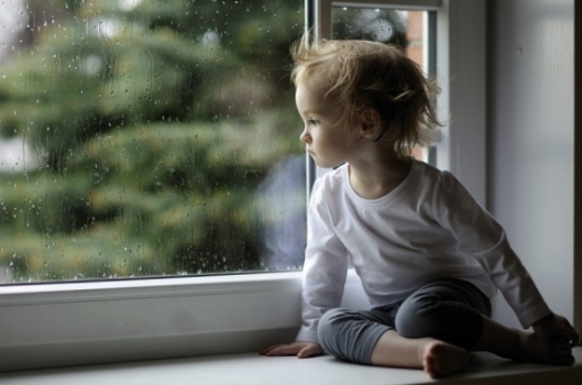 Ребенок и скука