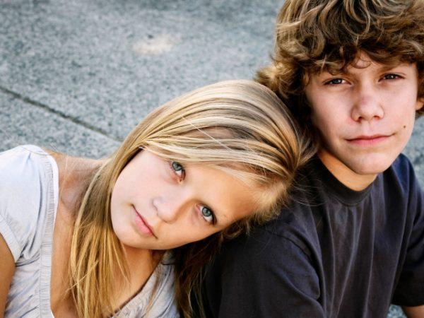 Трудный возраст у подростков