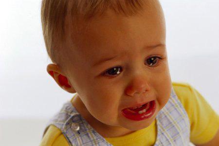 Ребенок 1 год много плачет