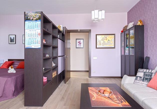 Идея оформления детской комнаты для разнополых детей