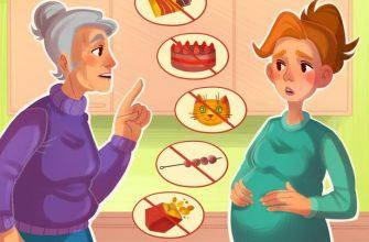 Запреты для беременных