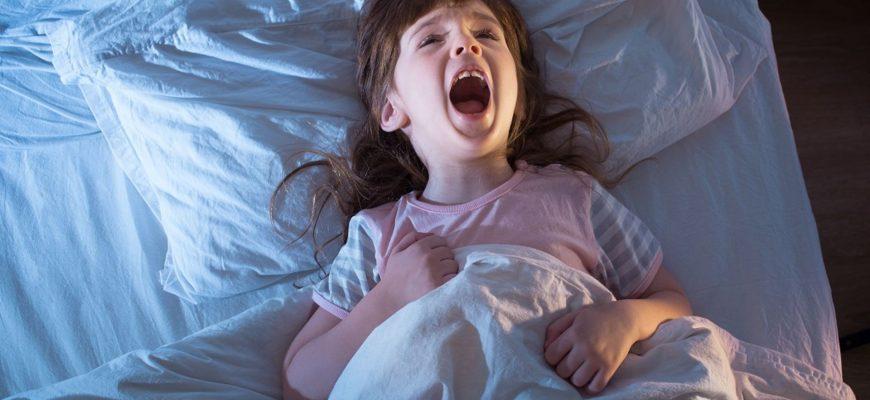 Ночные кошмары у детей
